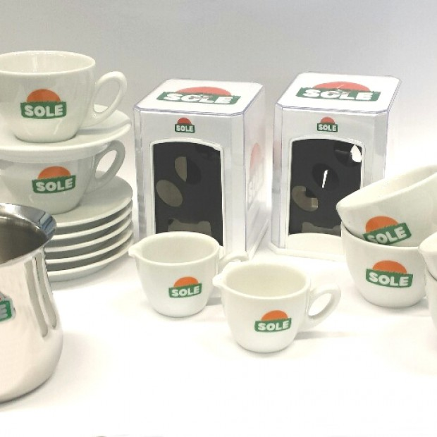 KIT BARISTI LATTE SOLE