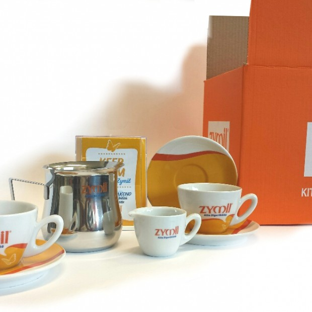KIT BARISTI ZYMIL