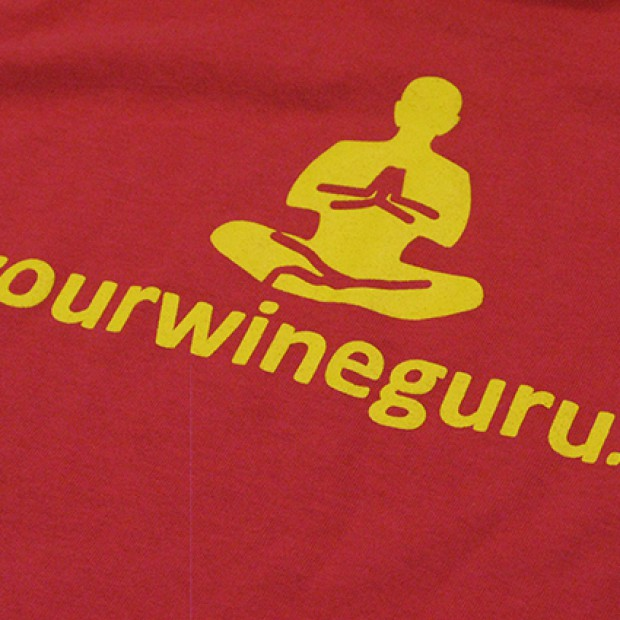 T SHIRT YOUR WINE GURU
