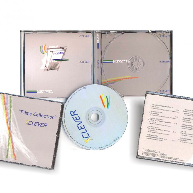 AUDIO CD PER CHIESI FARMACEUTICA